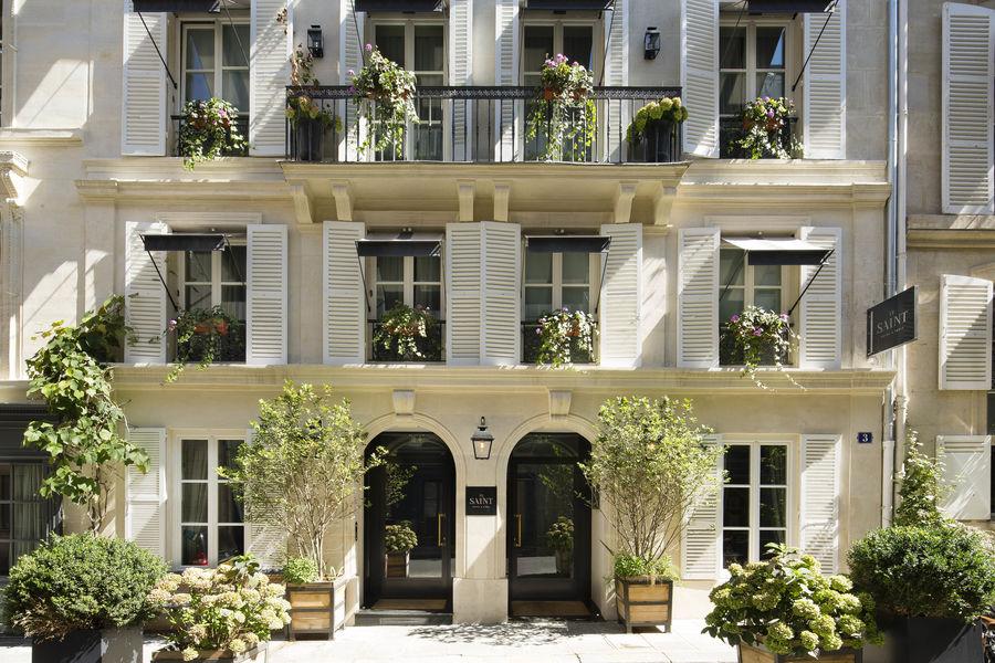 Saint Hôtel Paris **** Façade