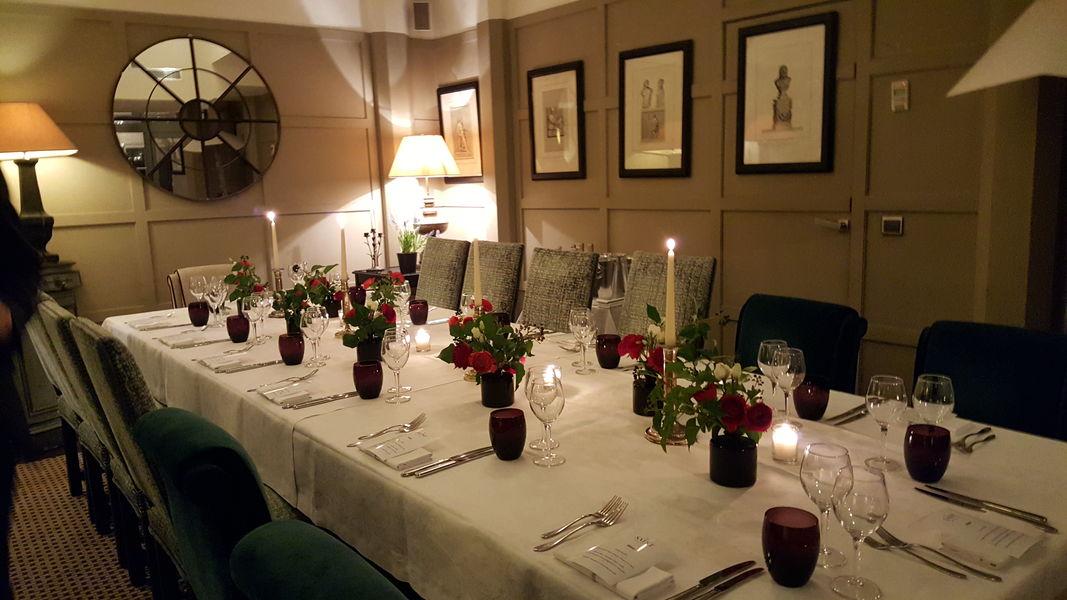 Saint Hôtel Paris **** Diner