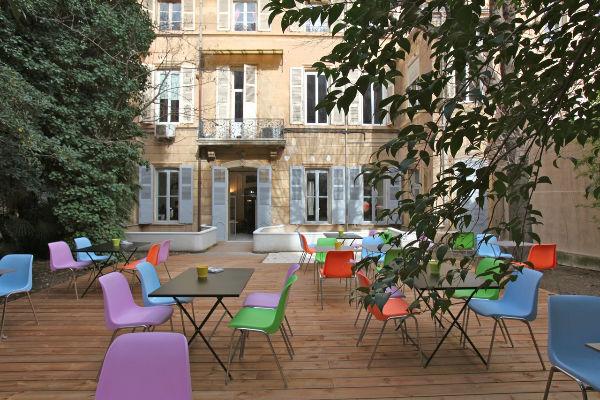 Maison Montgrand Le Jardin