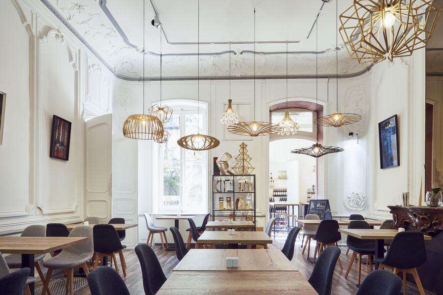 Maison Montgrand Salon de Thé