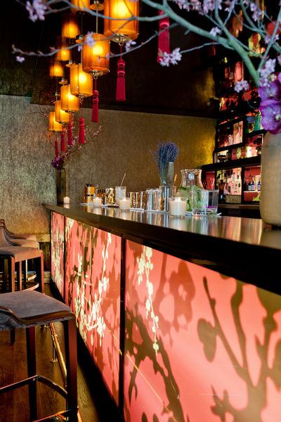 Buddha-Bar Hôtel Paris ***** Bar Lounge Le Qu4tre