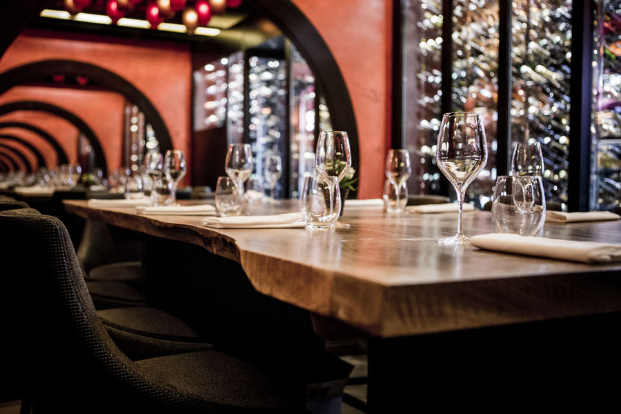 Buddha-Bar Hôtel Paris ***** Wine Room