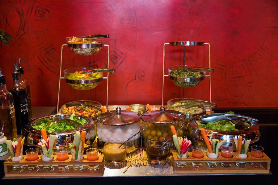 Buddha-Bar Hôtel Paris ***** Brunch - Bar à salade