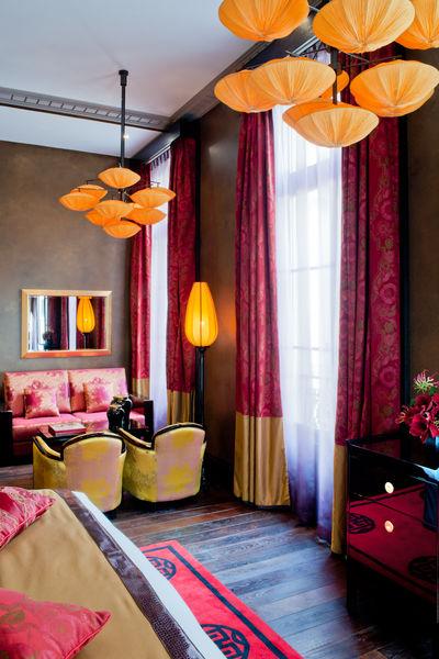 Buddha-Bar Hôtel Paris ***** Studio Suite