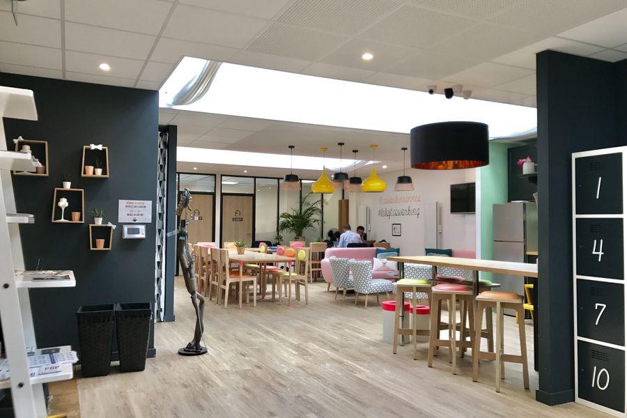 Le Loft  Espace salon