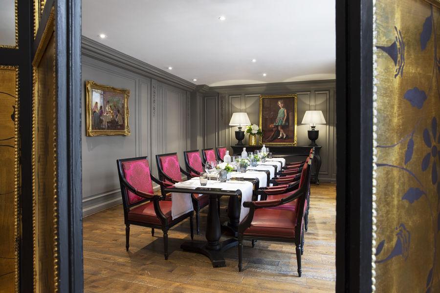 Castille Paris ***** Salon de thé