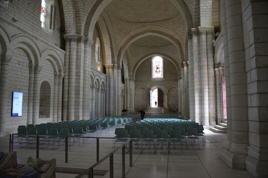 Abbaye de Fontevraud 16