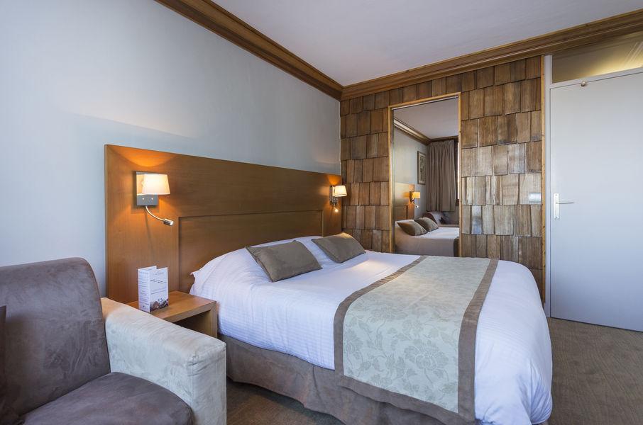 Hôtel Le New Solarium *** Chambre