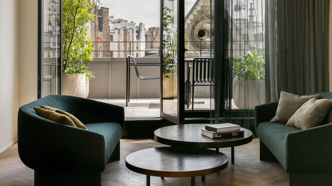 Hôtel National des Arts & Métiers Le Penthouse
