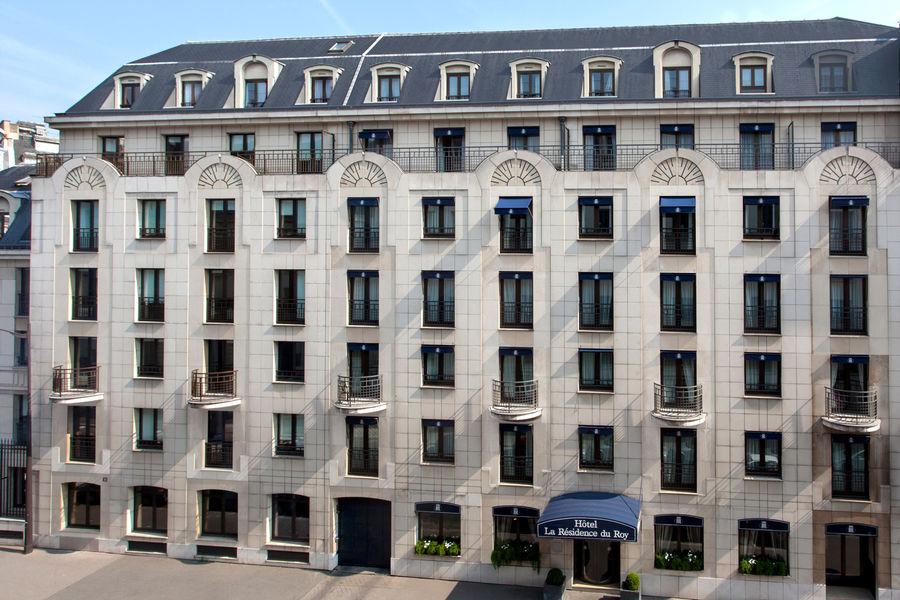 Hôtel La Résidence Du Roy **** Hôtel La Résidence Du Roy ****