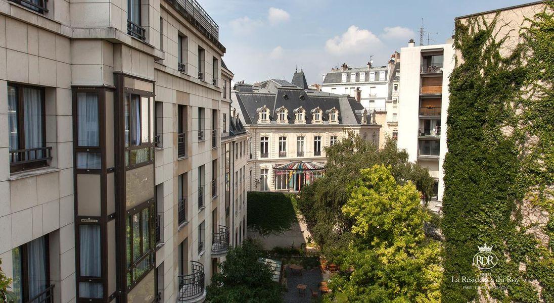 Hôtel La Résidence Du Roy **** Vue
