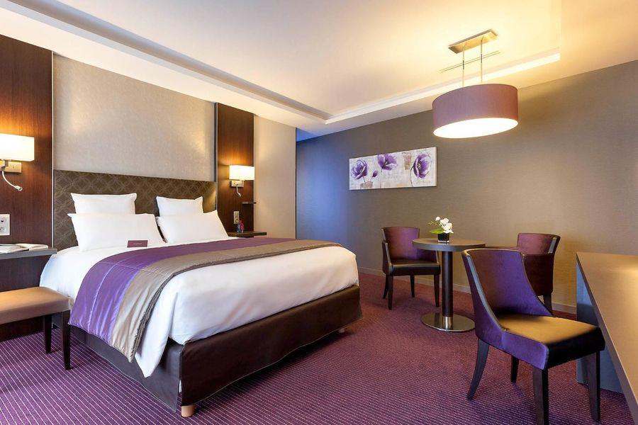 Hôtel Mercure Troyes Centre **** Chambre