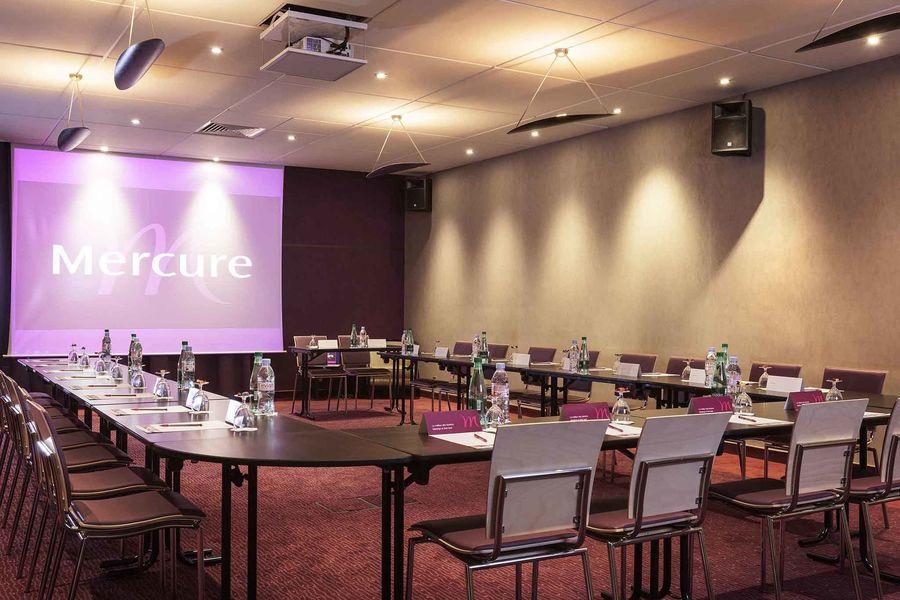 Hôtel Mercure Troyes Centre **** Salle de réunion