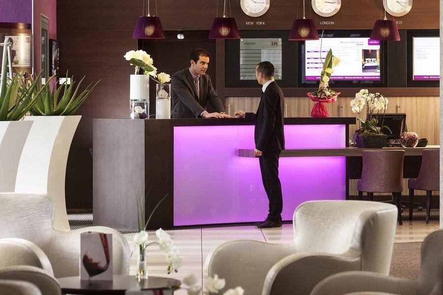 Hôtel Mercure Troyes Centre **** Hall