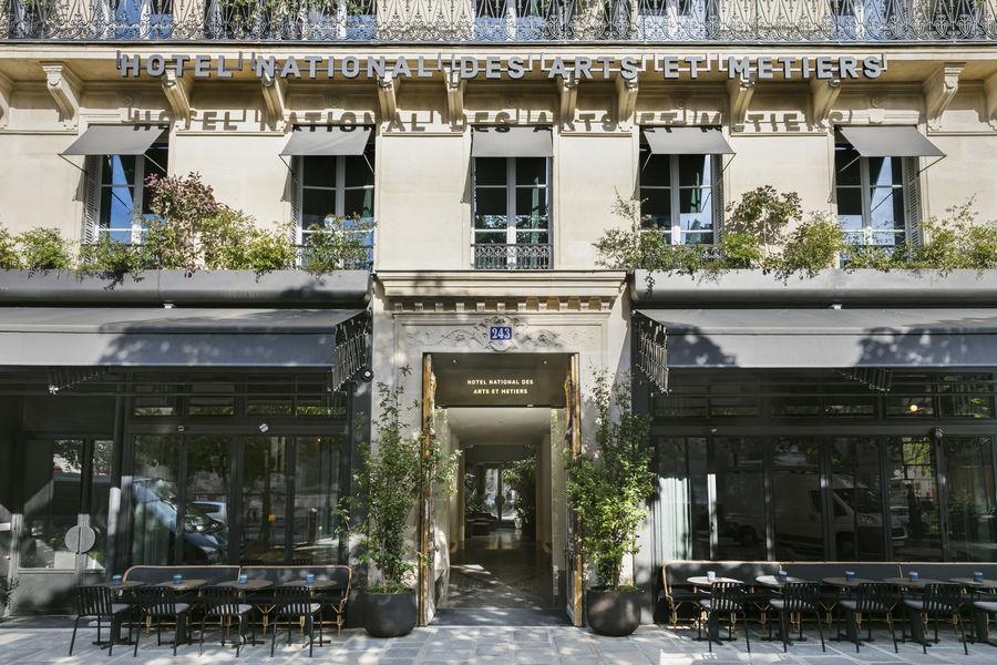 Hôtel National des Arts & Métiers Façade