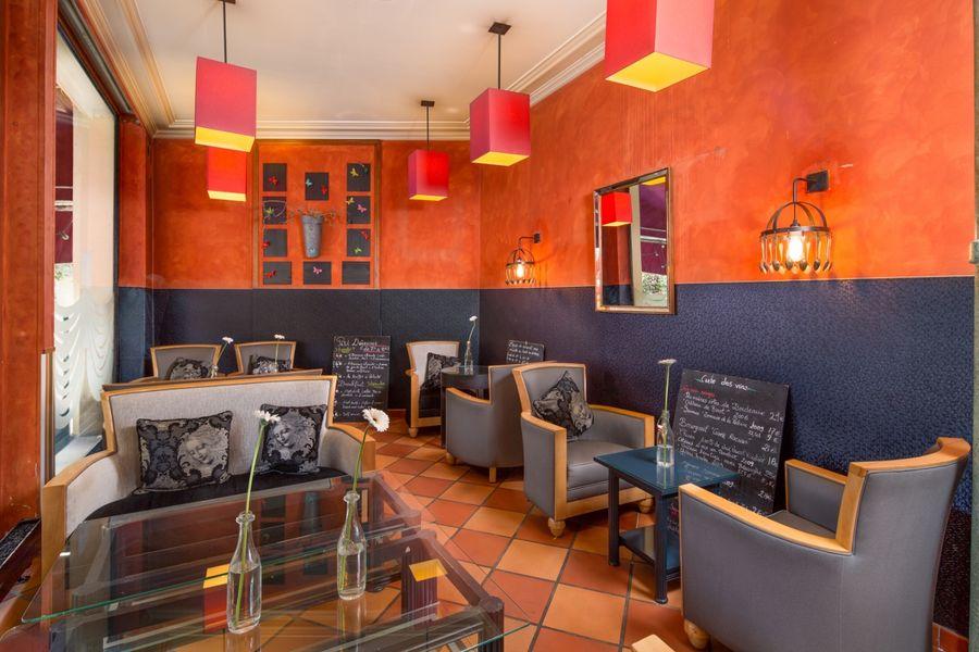 Hotel Claret *** Restaurant