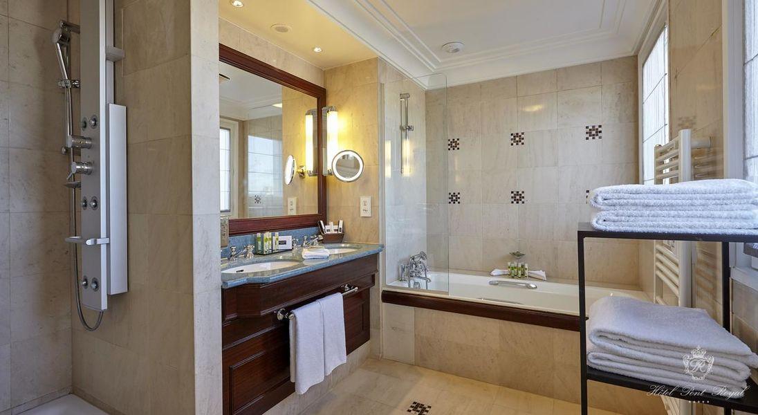 Hôtel Pont Royal ***** Salle de bain