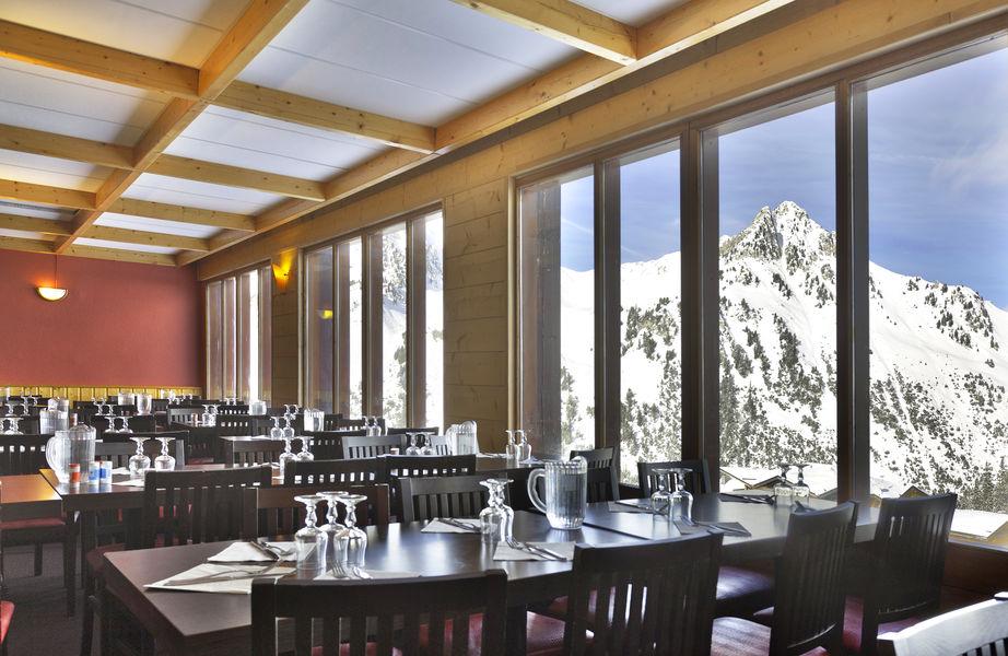 Hotel Club MMV Les Mélèzes Restaurant