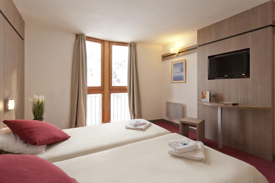 Hotel Club MMV Les Mélèzes Chambre