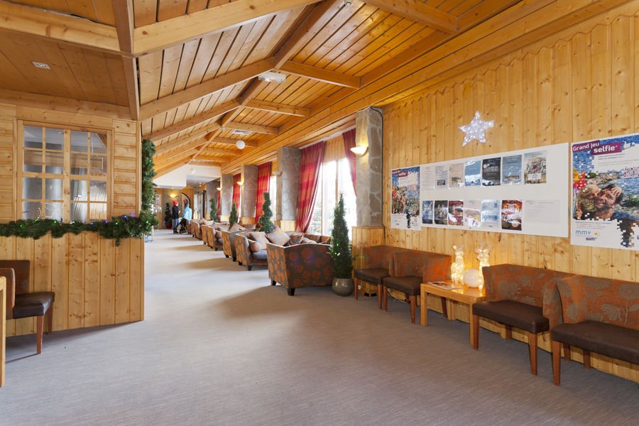 Hotel Club MMV Les Mélèzes Salon