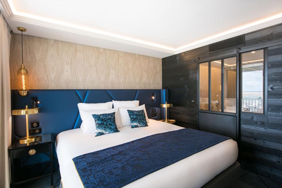 La Grande Terrasse hôtel & spa La Rochelle MGallery by Sofitel Chambre Deluxe
