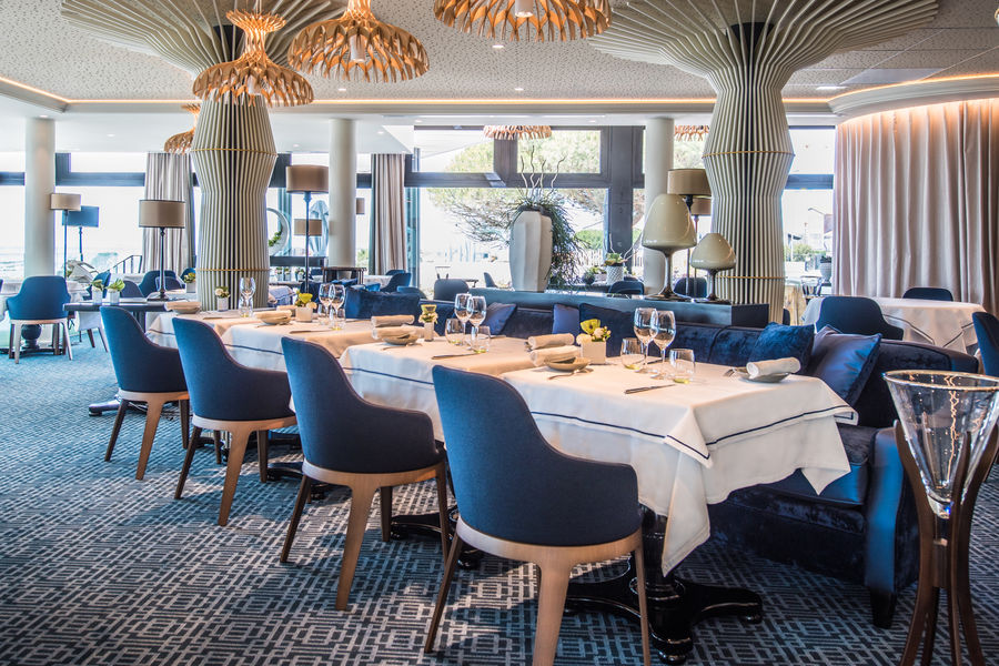La Grande Terrasse hôtel & spa La Rochelle MGallery by Sofitel Restaurant GAYA by Pierre Gagnaire