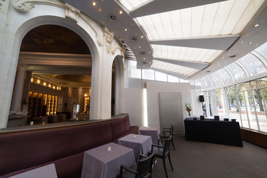 Pavillon Elysée La Verriere