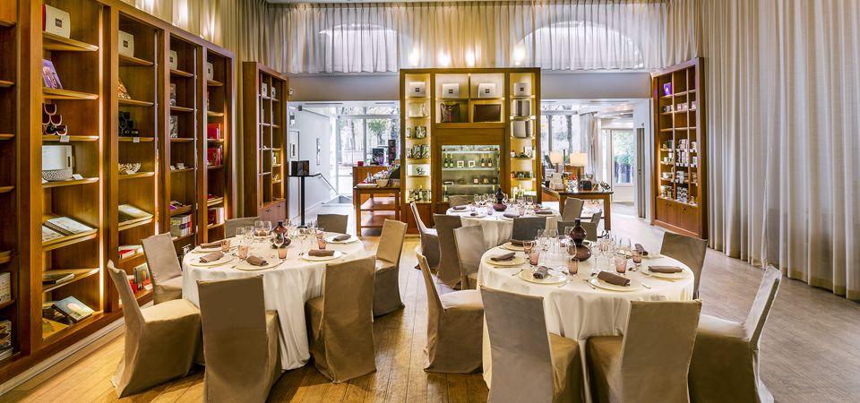 Pavillon Elysée Salon