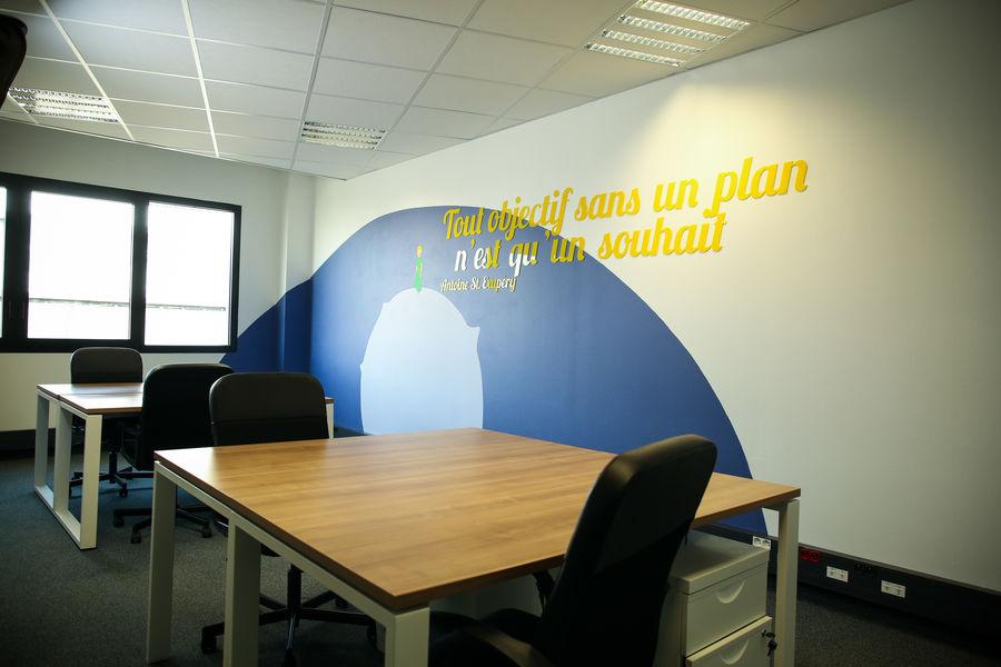 Entrepreneurial People Espace de travail Saint Exupéry
