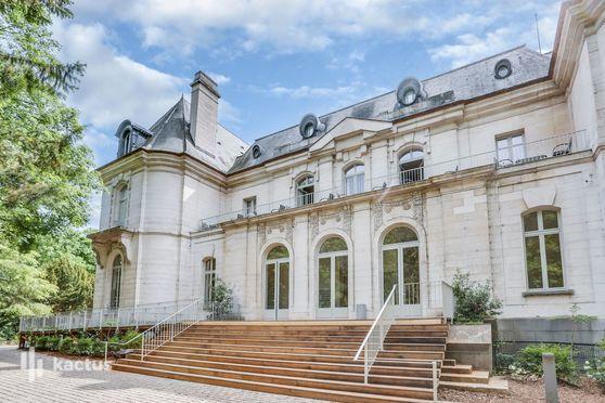 Salle séminaire  - Château de Longchamp