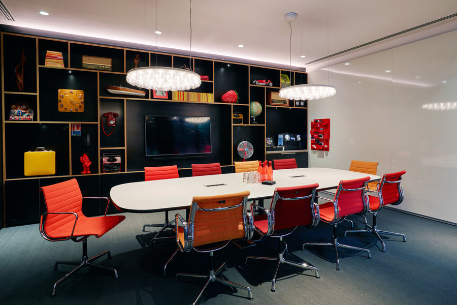 CitizenM Paris Gare de Lyon Meeting room 3