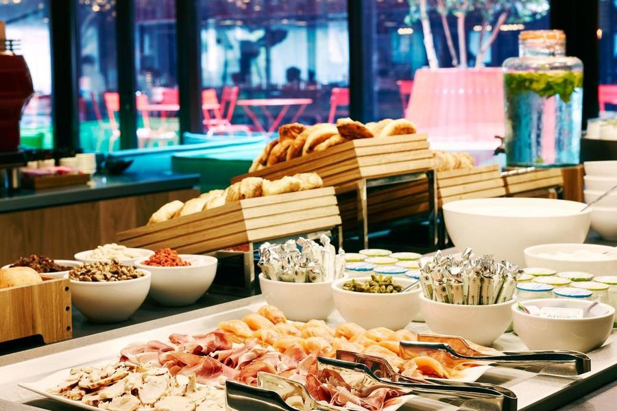 CitizenM Paris Gare de Lyon Buffet