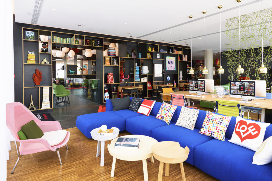 CitizenM La Défense 17