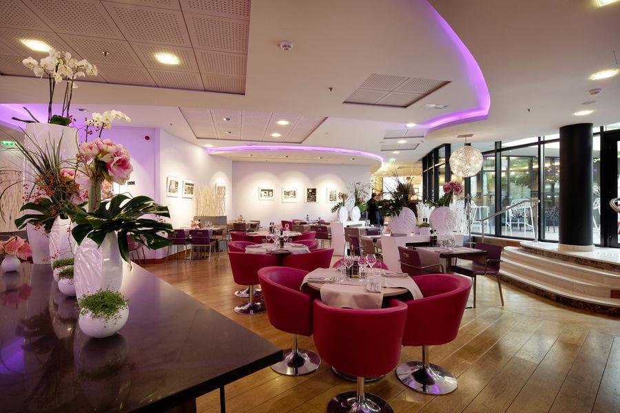 Courtyard by Marriott Paris Boulogne **** Le restaurant