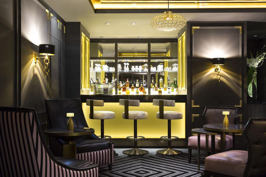 Hilton Paris Opéra **** Petit bar - Bolero