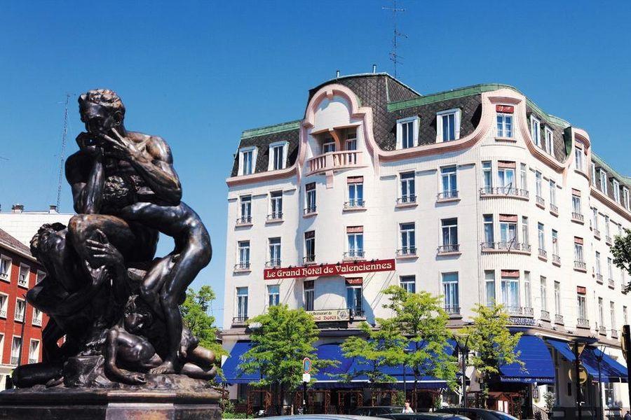 Grand Hôtel Valenciennes Façade