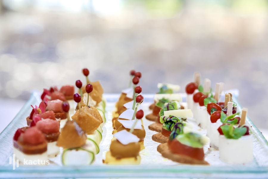 Chalet de la Porte Jaune Proposition culinaire