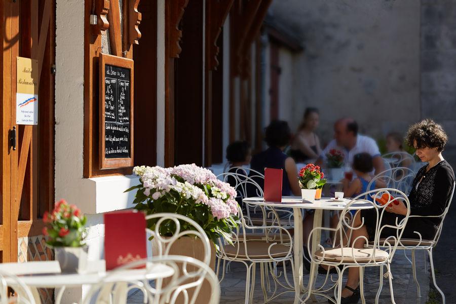Relais des Trois Châteaux **** Terrasse agréable