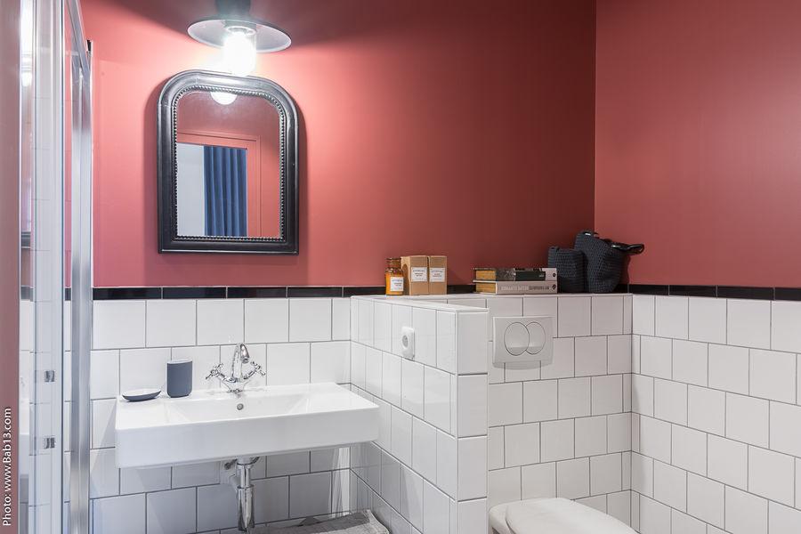 L'Ancienne Poste de Trouville Salle de bain