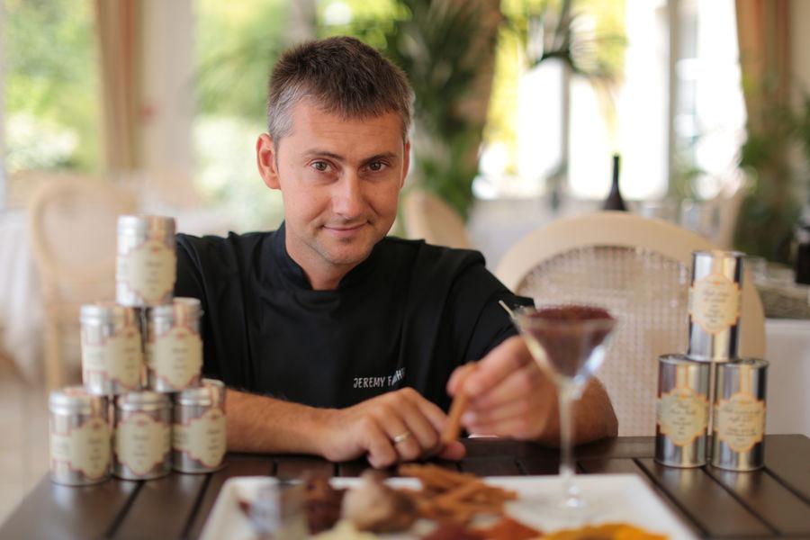 Le Fleuray Hotel & Restaurant Le Colonial Chef Maître Restaurateur Jeremy FAGHEL