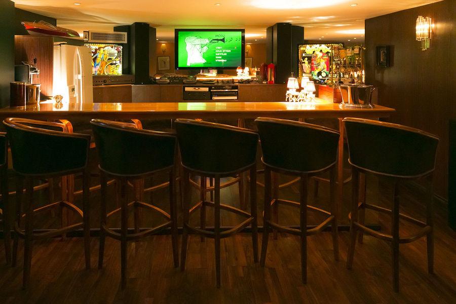 Villa Les Cèdres Bar