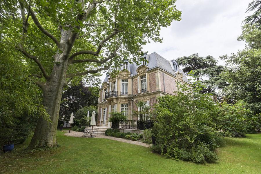 Villa Les Cèdres Jardin