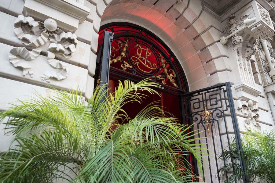 Hôtel Banke ***** - Salle des Coffres  Entrée Salle des Coffres - Hôtel Banke 5*