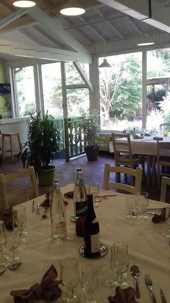 La Cascade Salle restaurant séminaire