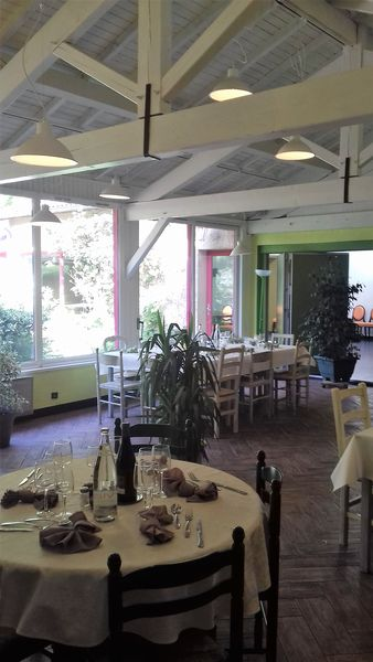 La Cascade Salle restaurant