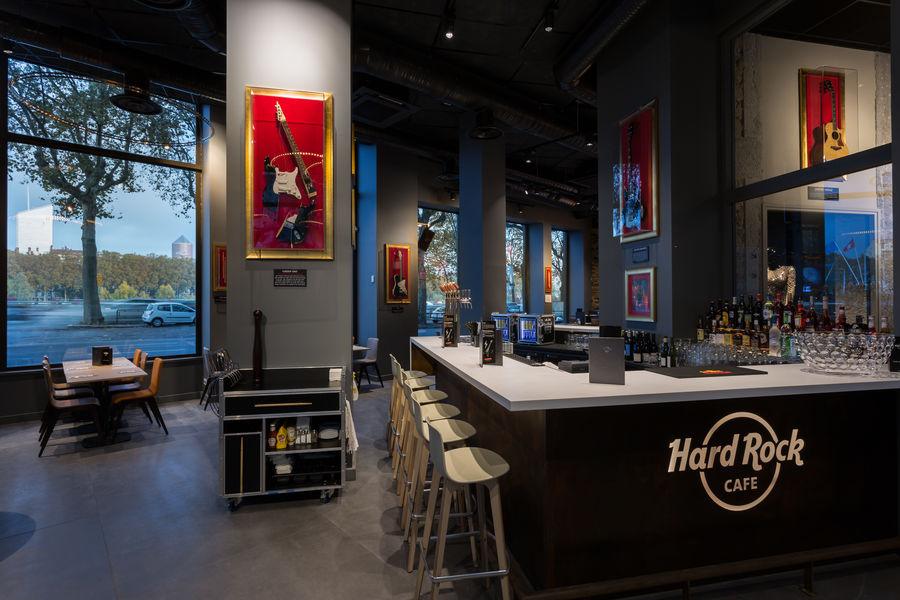 Hard Rock Cafe Lyon Salle de concert
