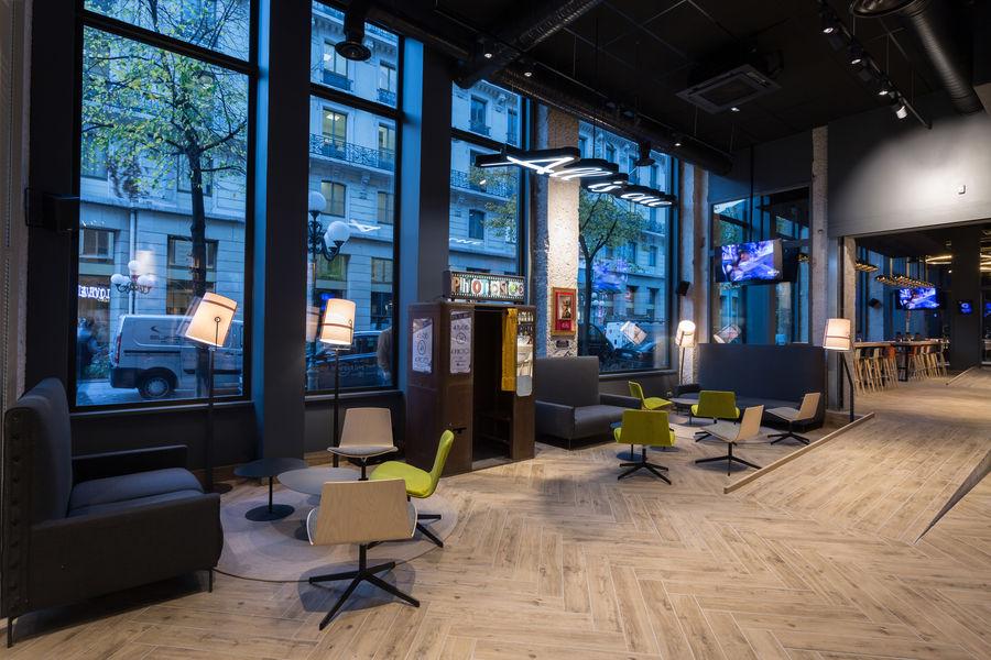 Hard Rock Cafe Lyon Espace lounge