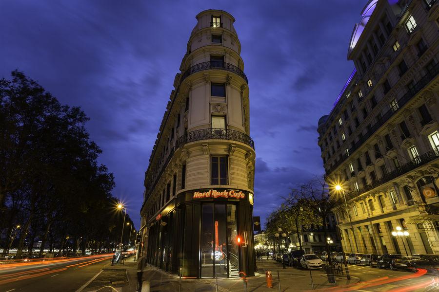 Hard Rock Cafe Lyon Extérieur
