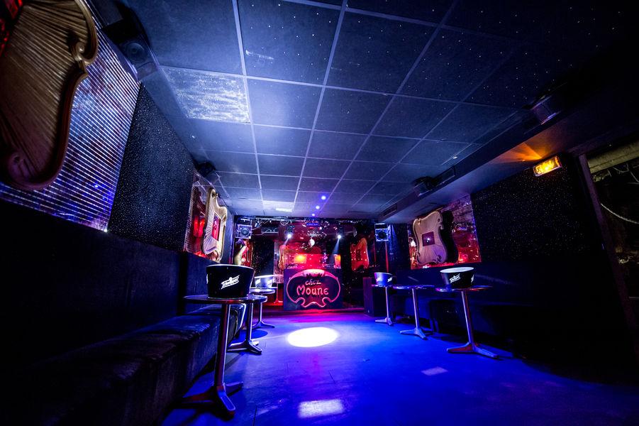 Chez Moune Le Club