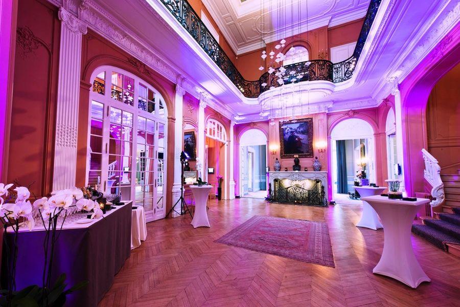 Salons de l'Hôtel des Arts & Metiers 12